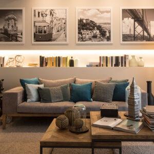 I cuscini BROCHIER decorano le case della serie TV Cambio Casa, Cambio Vita!