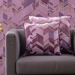 Luxurious camouflage velvet for interior decoration | BROCHIER