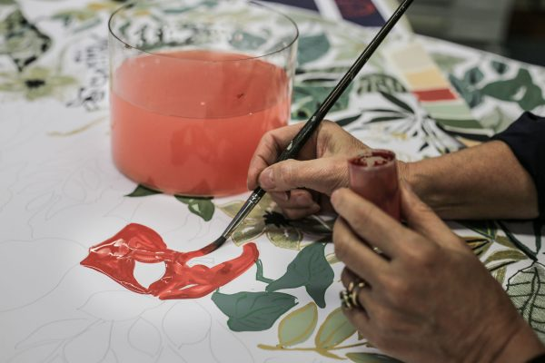 Fabric Giungla - Solida Collection | BROCHIER