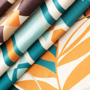 BROCHIER Cubica textile collection