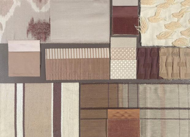 BROCHIER - Interior Design Fabrics - Design Inspiration 003 Beige Corda