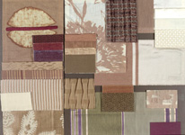 BROCHIER - Home decor textiles - Design Inspiration 007 Nocciola