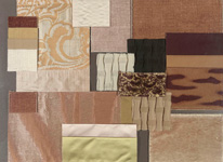 BROCHIER - Home decor textiles - Design Inspiration 008 Nocciola Miele