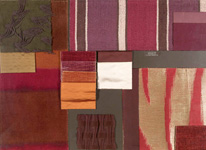 BROCHIER - Home decor textiles - Design Inspiration 018 Viola Prugna