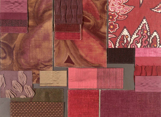 BROCHIER - Interior Design Fabrics - Design Inspiration 020 Verde Ciliegia