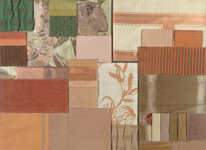 BROCHIER - Home decor textiles - Design Inspiration 025 Corda Arancio