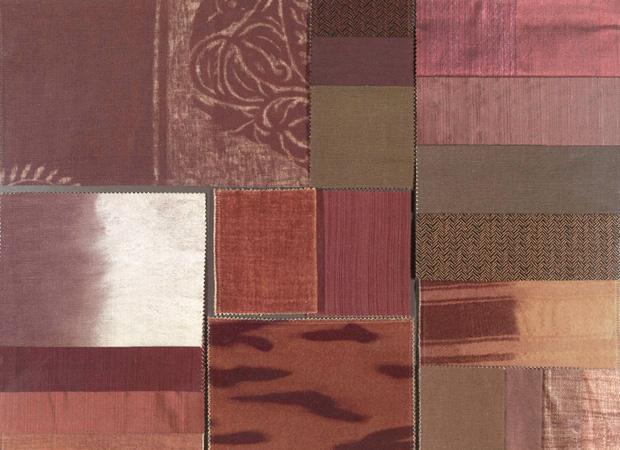 BROCHIER - Interior Design Fabrics - Design Inspiration 030 Castagna