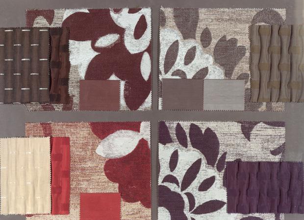 BROCHIER - Interior Design Fabrics - Design Inspiration 046 Multicolor Rustici