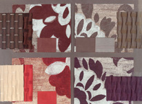 BROCHIER - Home decor textiles - Design Inspiration 046 Multicolor Rustici