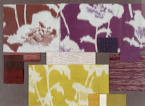 BROCHIER - Home decor textiles - Design Inspiration 047 Multicolor Chine