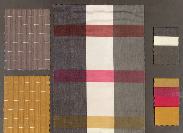 BROCHIER - Interior Design Fabrics - Design Inspiration 500 Multicolor