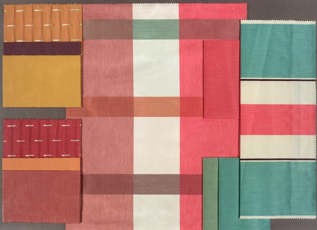 BROCHIER - Interior Design Fabrics - Design Inspiration 501 Multicolor