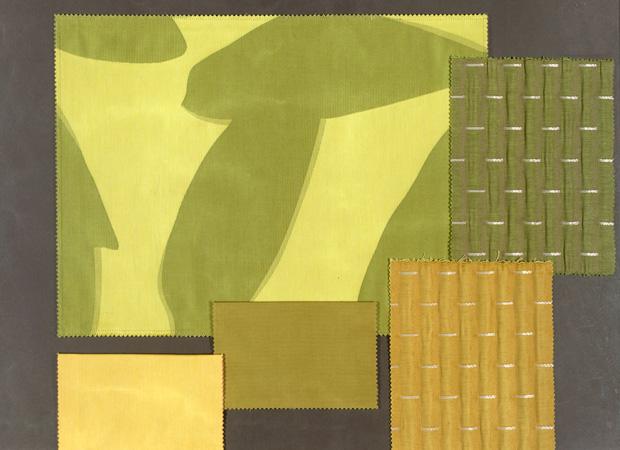 BROCHIER - Interior Design Fabrics - Design Inspiration 502 Giallo