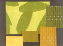 BROCHIER - Home decor textiles - Design Inspiration 502 Giallo