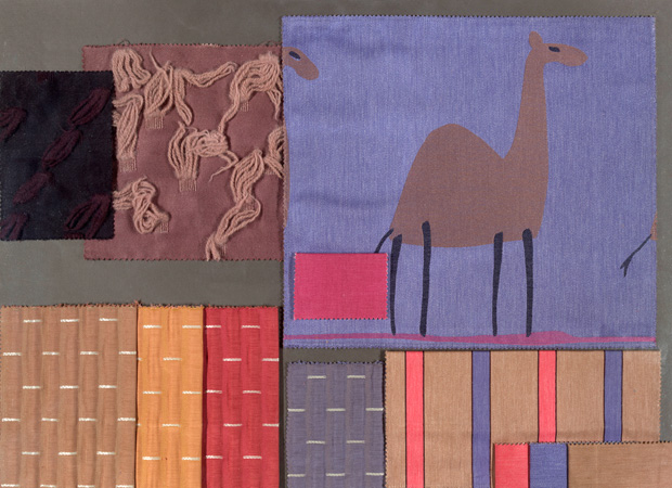 BROCHIER - Interior Design Fabrics - Design Inspiration 507 Blu