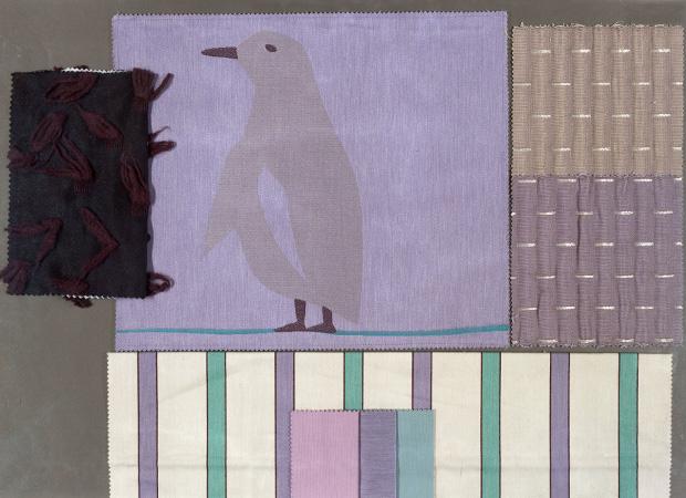 BROCHIER - Interior Design Fabrics - Design Inspiration 509 Lilla