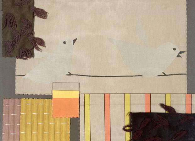 BROCHIER - Interior Design Fabrics - Design Inspiration 512 Sabbia
