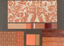 BROCHIER - Home decor textiles - Design Inspiration 518 Beige
