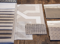 BROCHIER - Home decor textiles - Design Inspiration 521 Beige