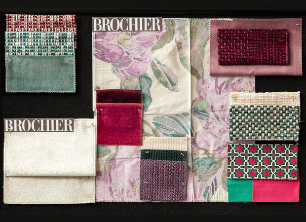 BROCHIER - Interior Design Fabrics - Design Inspiration 523 Confetto