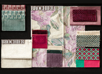 BROCHIER - Home decor textiles - Design Inspiration 523 Confetto