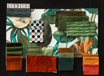 BROCHIER - Home decor textiles - Design Inspiration 524 Palude