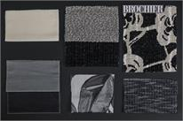 BROCHIER - Home decor textiles - Design Inspiration 531 Argento