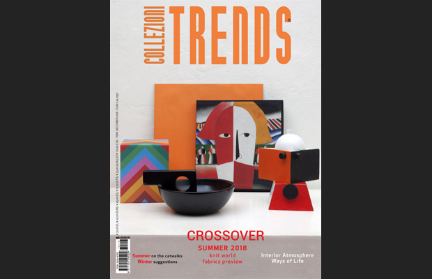 BROCHIER Interior design Fabrics - Home decor textiles - In the media: Collezioni Trends