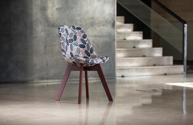 BROCHIER Tessuti per arredamento BROCHIER presenta la nuova collezione Futura a Paris Deco Off 2018