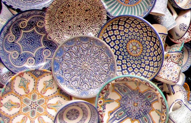 Piastrelle marocchine vendita on line: ateliers zelij piastrelle