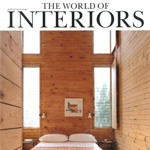 BROCHIER Frabrics World of Interiors, August 2014