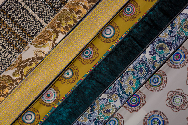 BROCHIER Interior design Fabrics - Home decor textiles - Introducing the FUTURA Collection