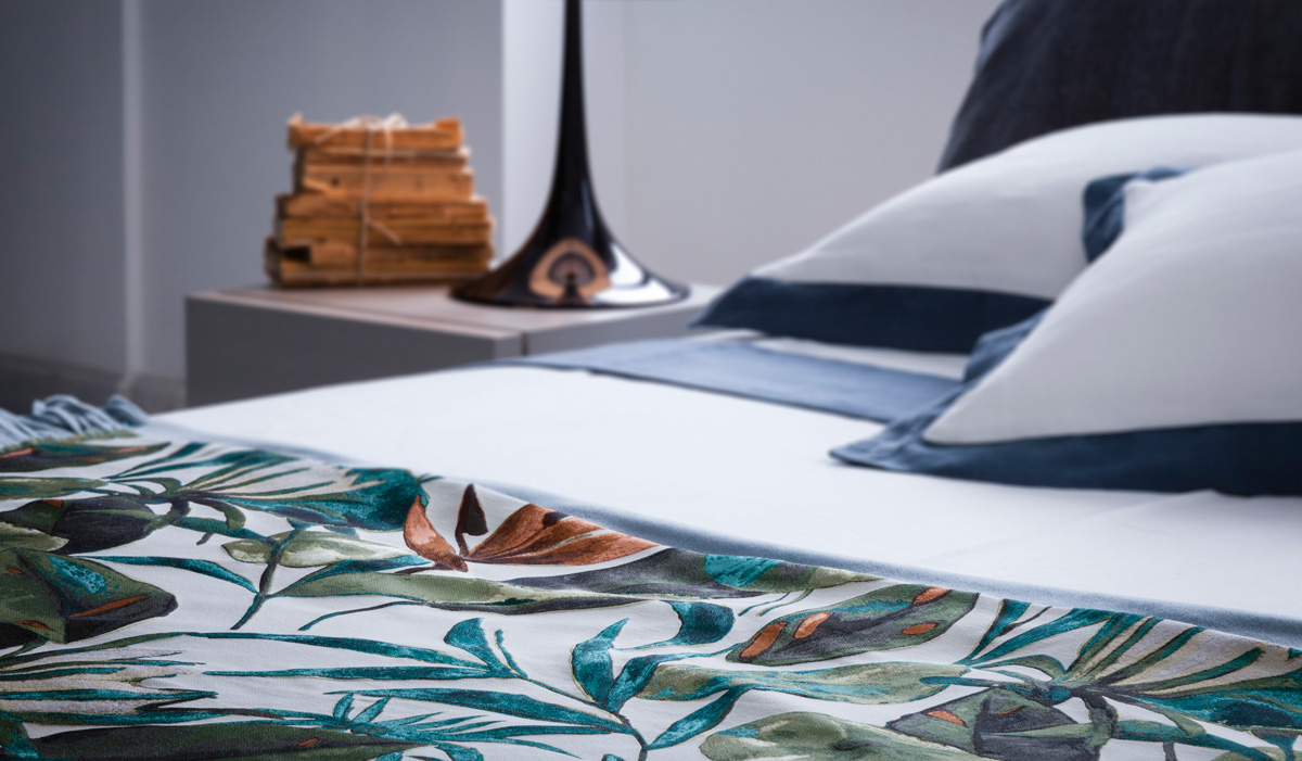 BROCHIER Luxury Home Textiles Collection REGINA