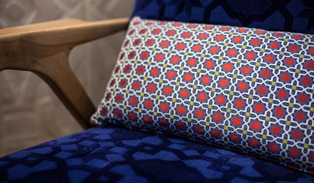 BROCHIER Home Decor Textile Collection STELLA