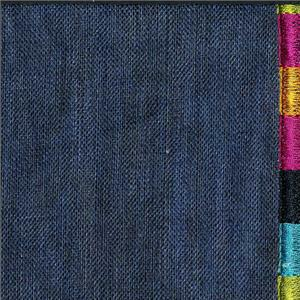 BROCHIER - Interior Design Fabric - Home Textile AK0741 PETRA 002 Dattero-violet