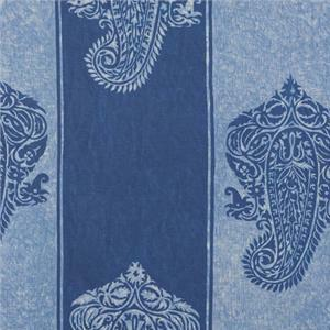 BROCHIER - Interior Design Fabric - Home Textile AK0745 KHARTUM 001 Cobalto