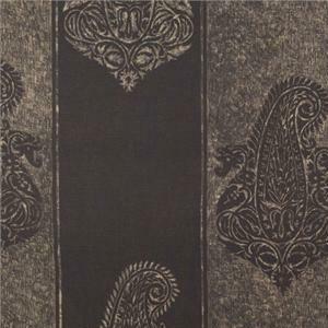 BROCHIER - Interior Design Fabric AK0745 KHARTUM 003 Ebano