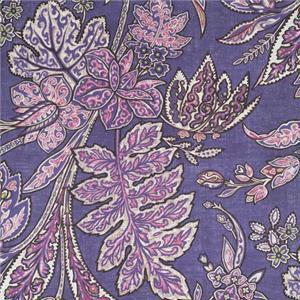 BROCHIER - Interior Design Fabric AK0751 CHINSAI 003 Ametista