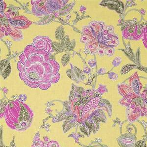 BROCHIER - Interior Design Fabric - Home Textile AK0785 KIPPUR 002 Rosa