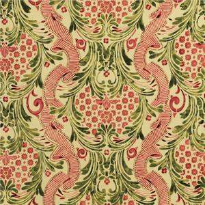 BROCHIER - Interior Design Fabric AK0786 DUMAS 003 Muschio