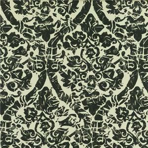 BROCHIER - Interior Design Fabric - Home Textile AK0978 EDERA 001 Nero