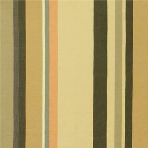 BROCHIER - Interior Design Fabric AK1049 RIGONA 002 Beige-tabacco