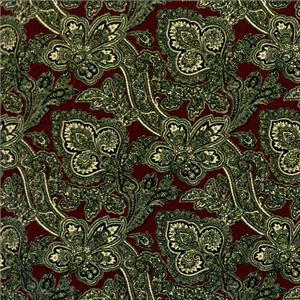 AK1149 TECLA 003 Rosso home decoration fabric