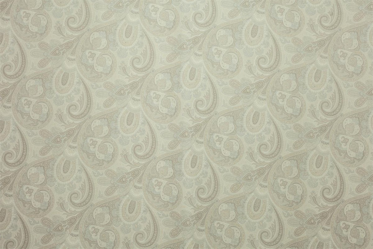 BROCHIER Home decor textile - Interior Design Fabric AK1189 PRIMO 001 Avorio