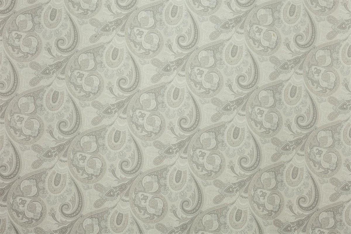 BROCHIER Home decor textile - Interior Design Fabric AK1189 PRIMO 002 Crema