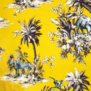 AK1271 SCUDO 003 Zafferano home decoration fabric
