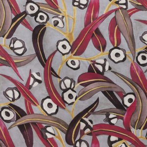 AK1313 INCANTO 002 Granata home decoration fabric