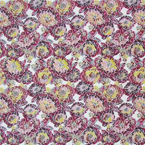 BROCHIER - Interior Design Fabric - Home Textile AK1505 FLORIS 004 Ciliegia