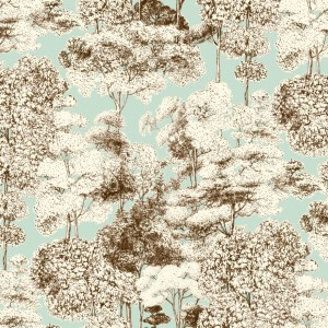 Tessuto per arredamento AK1510 FORESTA 002 Tiffany