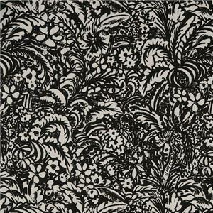AK1693 GONDOLA 002 Nero home decoration fabric
